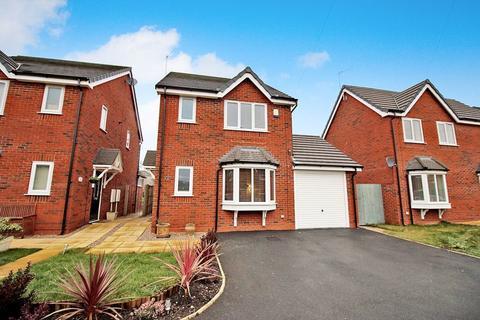 3 bedroom detached house for sale - Hurst Close, Talke, Stoke-On-Trent
