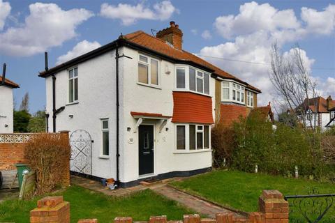 3 bedroom semi-detached house for sale - Hazlemere Gardens, Worcester Park, Surrey