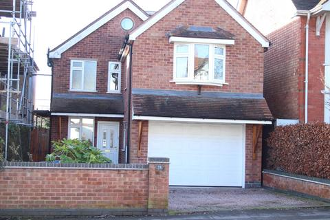 4 bedroom detached house for sale - Woodland Road, Hinckley