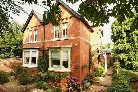 4 bedroom semi-detached house for sale - Red House, Mill Road, Meole Village, SY3