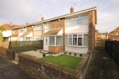 3 bedroom end of terrace house for sale - St. Hildas Chare, Headland, Hartlepool