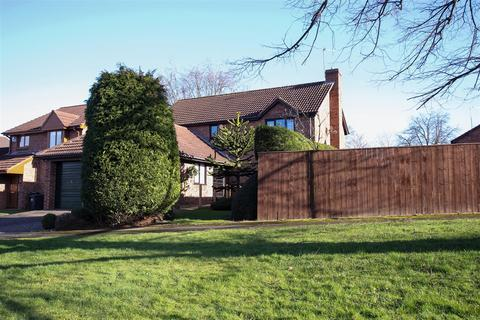 4 bedroom detached house for sale - Netherby Rise, Darlington