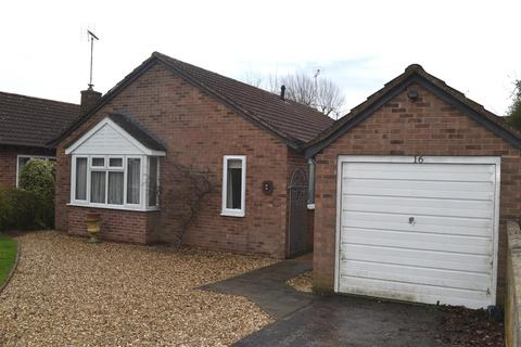 2 bedroom detached bungalow for sale - Bearcroft, Weobley, Hereford