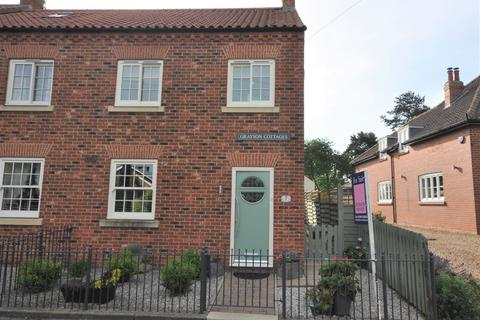 3 bedroom cottage for sale - Main Street, Appleton Roebuck, York, YO23 7DN