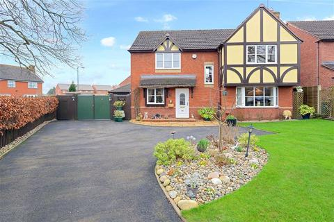 4 bedroom detached house for sale - Douglas Way, Redwood Park, Shrewsbury, Shropshire