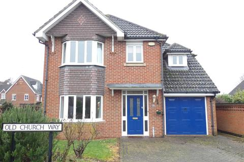 4 bedroom detached house to rent - Old Church Way, Chartham, Canterbury