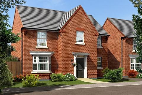 4 bedroom detached house for sale - Kipling Road, Ledbury