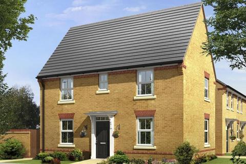 3 bedroom end of terrace house for sale - Kipling Road, Ledbury