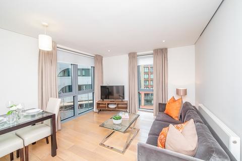 1 bedroom flat to rent - Merchant Square W2