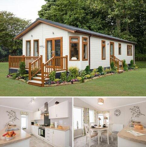 2 bedroom lodge for sale - at Tanner Farm Park, Goudhurst Road, Marden, Tonbridge TN9