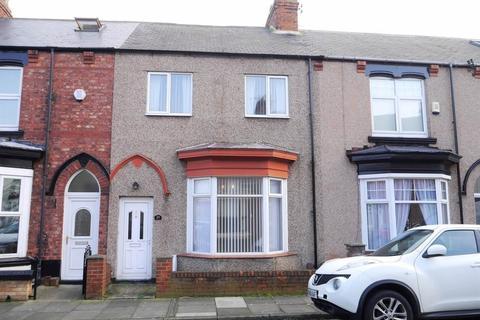 3 bedroom terraced house for sale - Lansdowne Road, Hartlepool