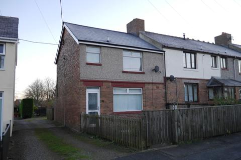 2 bedroom end of terrace house for sale - Rowley Bank, Consett, County Durham
