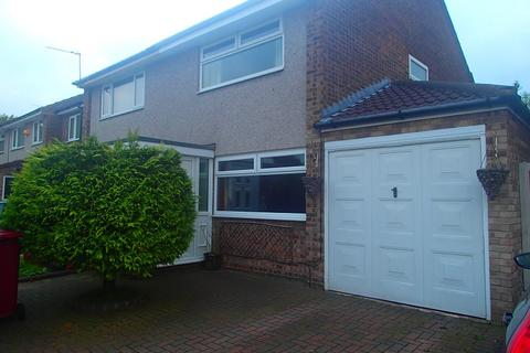 2 bedroom semi-detached house to rent - St Ives Way, Liverpool, Merseyside. L26 7YW