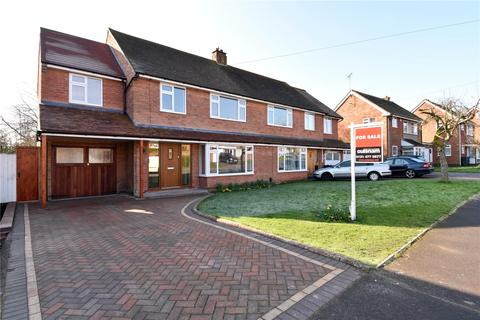 4 bedroom semi-detached house for sale - Corvedale Road, Bournville Village Trust, Selly Oak, Birmingham, B29