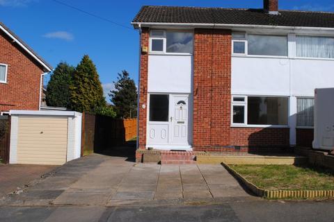 3 bedroom semi-detached house for sale - Winslow Drive, Wigston, LE18