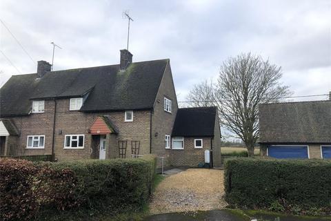 2 bedroom semi-detached house for sale - Trusloe Cottages, Avebury Trusloe, Marlborough, Wiltshire, SN8