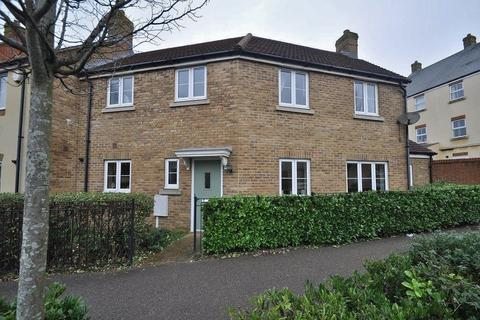 3 bedroom end of terrace house for sale - Finn Farm Road, Ashford, TN25