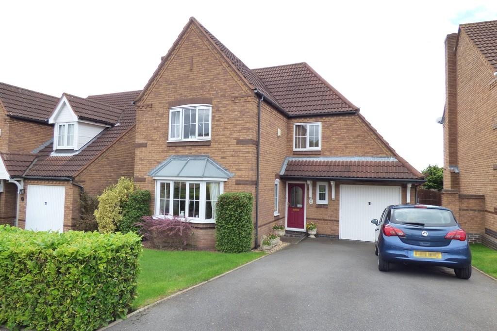 4 Bedrooms Detached House for sale in Wetherel Road, Stapenhill