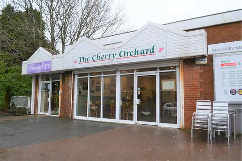 Property for sale - Cherry Orchard Café, 2d Orchard Street, WEST KILBRIDE, KA23 9PL