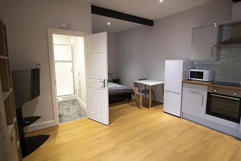 Studio to rent - 142a, Mansfield Road, Flat 3, NOTTINGHAM NG1 3HW
