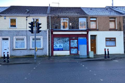 Shop for sale - Bute Street, Treherbert, Treorchy, Rhondda, Cynon, Taff. CF42