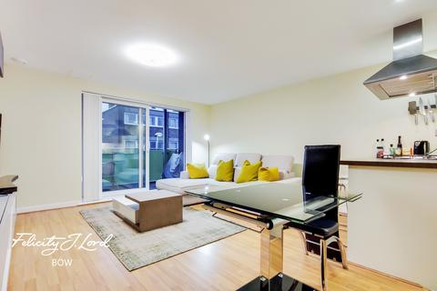 1 bedroom flat for sale - William Whiffin Square, London