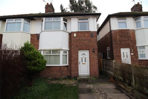 3 bedroom semi-detached house for sale - Glenconner Road, Liverpool, Merseyside, L16