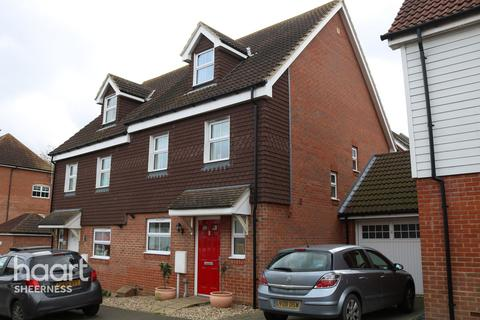 4 bedroom semi-detached house for sale - Cliffhouse Avenue, Sheerness