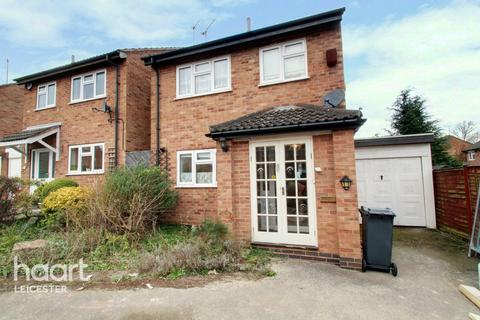 3 bedroom detached house for sale - Birkenshaw Road, Leicester