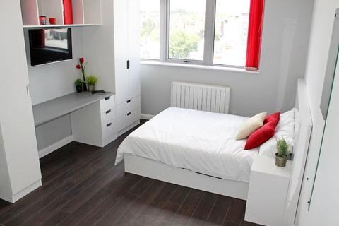 Studio to rent - 76 Milton Street Apartment 404, Victoria House, NOTTINGHAM NG1 3RA