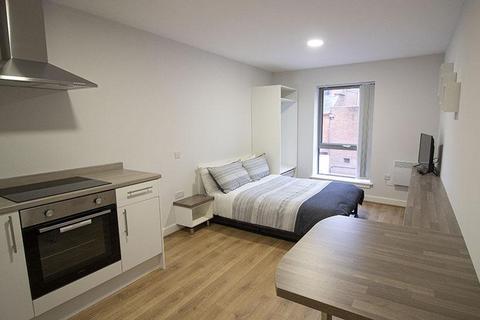 Studio to rent - Flat 33, Clare Court, 2 Clare Street, NOTTINGHAM NG1 3BA