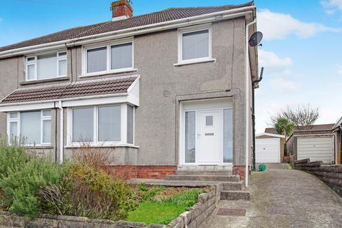 3 bedroom semi-detached house for sale - HEOL MAENDY, NORTH CORNELLY, CF33 4DF