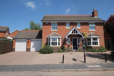 4 bedroom detached house for sale - Betteridge Drive, Sutton Coldfield, B76 1FN