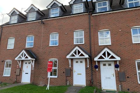 3 bedroom townhouse for sale - Wharf Lane, Solihull