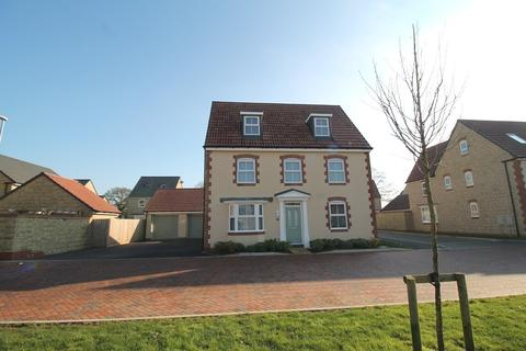 5 bedroom detached house for sale - Brandown Close, Temple Cloud, Bristol