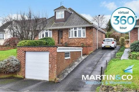 4 bedroom detached bungalow for sale - The Butts, Westbury