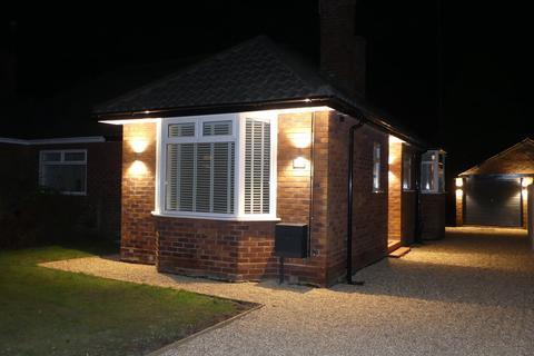 2 bedroom semi-detached bungalow for sale - Wybunbury, Cheshire