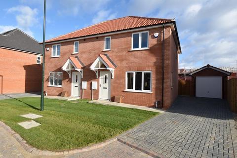 3 bedroom semi-detached house for sale - Plot 14 Alexander Park, Legbourne Road, Louth