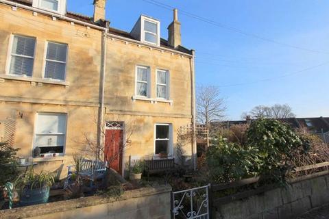 3 bedroom end of terrace house for sale - Garfield Terrace, Bath