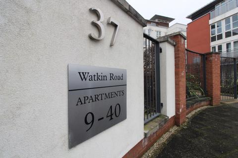 2 bedroom flat for sale - Watkin Road, Freemans Meadow, Leicester, LE2 7AH