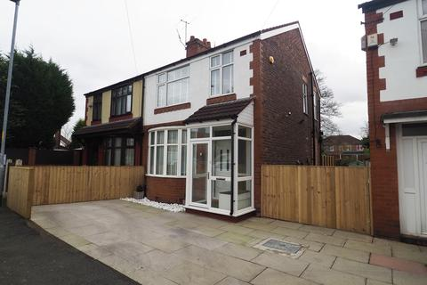 3 bedroom semi-detached house for sale - Homestead Cresent, Manchester, M19