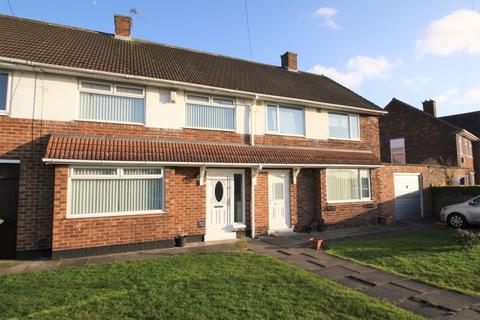 3 bedroom terraced house for sale - Rosslare Road, Roseworth, Stockton, TS19 9NF