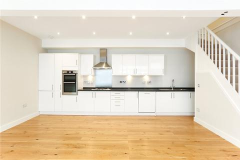2 bedroom mews to rent - Montagu Mews South, Marylebone, London, W1H