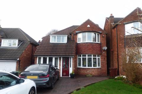 3 bedroom detached house for sale - Calthorpe Close, Walsall