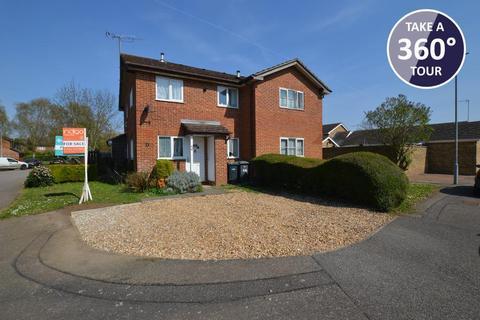 1 bedroom house for sale - Harlestone Close, Barton Hills, Luton, Bedfordshire, LU3 4DW