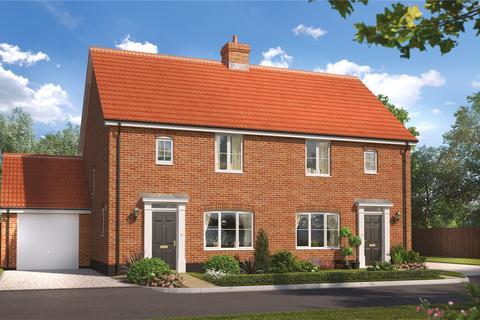 3 bedroom end of terrace house for sale - Birch Gate, Silfield Road, Wymondham, Norfolk, NR18