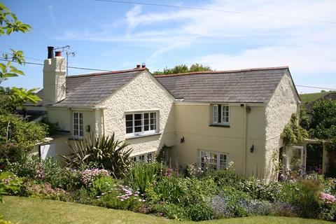 3 bedroom cottage for sale - Trethewell, St Just in Roseland