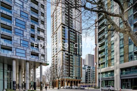 2 bedroom apartment to rent - Maine Tower, Canary Wharf, E14