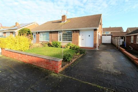 2 bedroom semi-detached bungalow for sale - Shearwater Way, Blyth