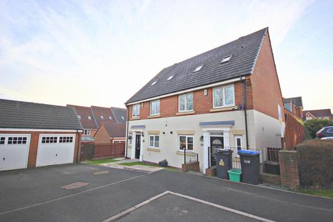 4 bedroom semi-detached house for sale - Highfield Rise, Chester Le Street